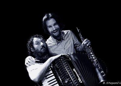 Vasko Atanasovski & Simone Zanchini Duo